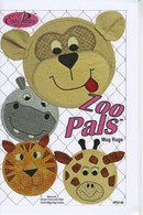 Zoo Pals Pattern