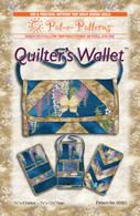 Petite Quilter's Wallet and Checkbook Cover