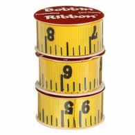 Tape Measure Twill Ribbon 5/8in x 4ft