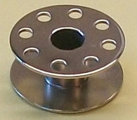 Bobbin Singer 241 251 Metal with holes on one side