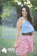 Waterfall Tank Pattern