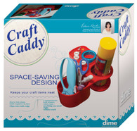 Craft Caddy Space-Saving Design