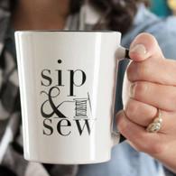 Sip and Sew Mug