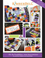 Oh the Possibilities for Halloween! Softcover Book