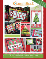 Oh the Possibilities For Christmas! Softcover Book