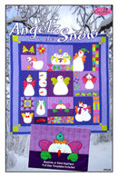 Angelz In the Snow Quilt Pattern