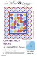 Conversation Hearts Pattern