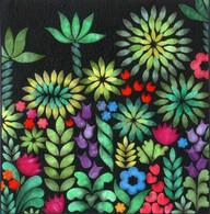 Eve's Garden Quilt Pattern