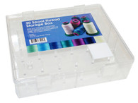 30 Spool Thread Storage Acrylic Box