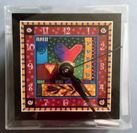 Spirit LaLa Wild Heart Magnetic Clock