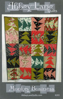 Monkey Business Quilt Pattern