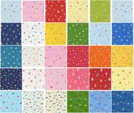 2-1/2in Strips Minny Muu 2015 42 Pieces