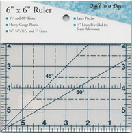 6 in Square Up Ruler