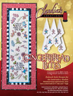 Gingerbread Bites with CD