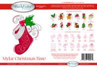 Mylar Christmas Time with CD