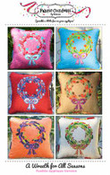 A Wreath for All Seasons Fusible Applique Pattern