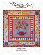 Potpourri Machine Embroidery CD
