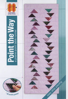 Point the Way Table Runner Pattern
