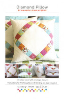 Diamond Pillow Pattern