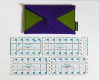 Karen Kay Buckley's 3in Perfect Adjustable Ruler