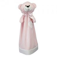 Blankey Buddy Bear Pink
