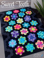 Sweet Tooth Block of the Month Pattern