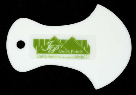 Quick Points Scallop Pusher Accessory 1in