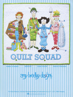 Quilt Squad Pattern by Amy Bradley Designs