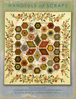 Handfuls of Scraps Pieced Into Amazing Quilts - Softcover