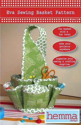 Eva Sewing Basket