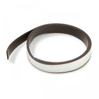 1/2in Wide Magnet Strip with Adhesive 30in