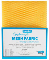 Lightweight Mesh Fabric Dandelion 18in x 54in
