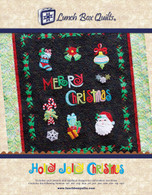 Holly Jolly Christmas Machine Embroidery Design Redemption Code with CD