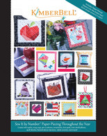 Sew It by Number: Paper-Piecing Throughout the Year Softcover Book