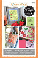 The Simple 7 for Summer Volume 2: In the Garden Softcover Book
