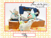 Tilly Pincushion Pattern
