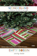 Wonderland Tree Skirt