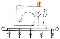 Sewing Machine Accessory Holder 22in