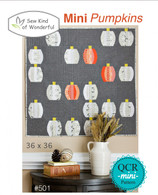 Mini Pumpkins Pattern