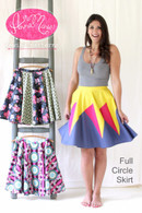 Full Circle Skirt Pattern