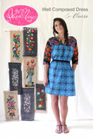 Well Composed Dress and Blouse Pattern