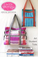 Art Student Tote Pattern