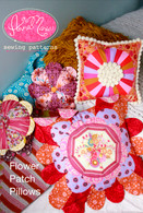 Flower Patch Pillows Pattern