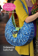 Sidewalk Satchel Pattern