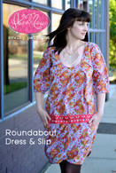 Roundbout Dress and Slip Pattern