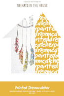 Painted Dreamcatcher Quilt Pattern