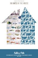 Folksy Fish Quilt Pattern