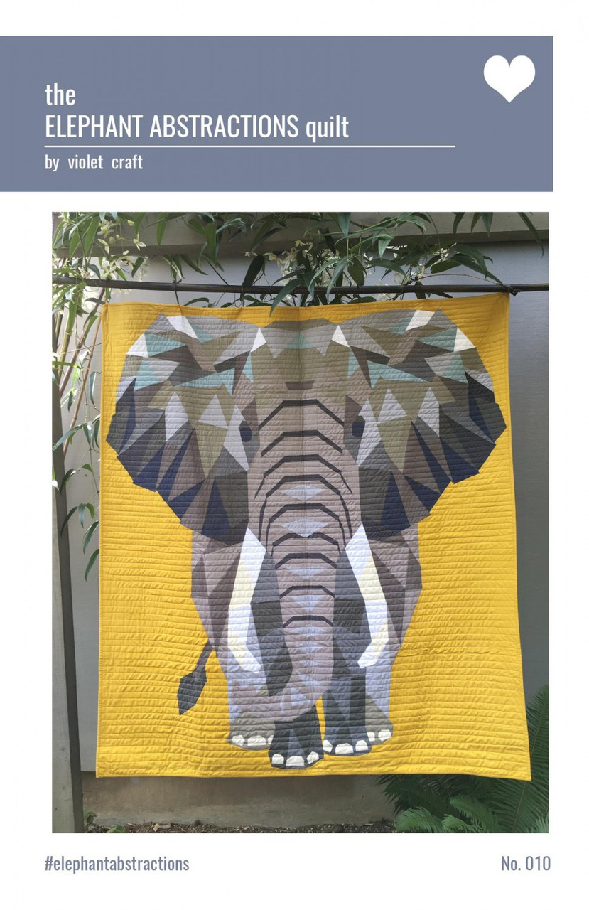 Fancy Forest Quilt Pattern by Elizabeth Hartman EH-023