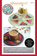 Let's Sew Candle Mats! Holidays and Seasons Volume 1