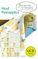 Mod Pineapples Pattern